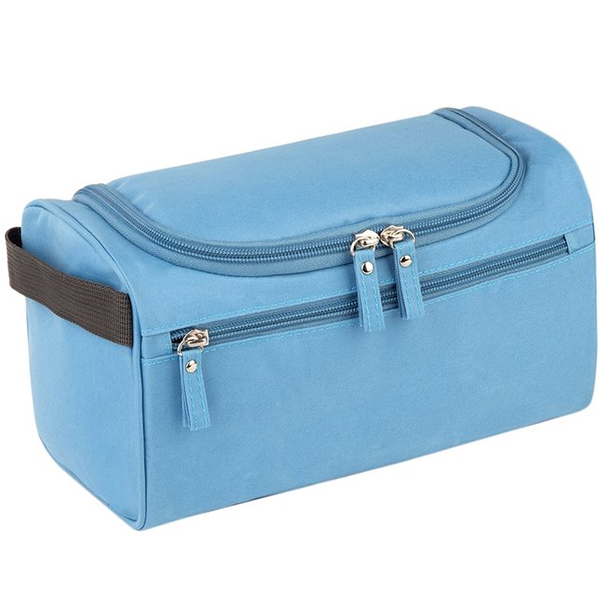 Canvas cosmetic hand bag wholesale