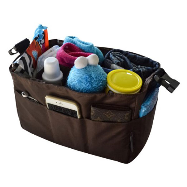 Diaper Bag Insert Organizer for Stylish Moms,