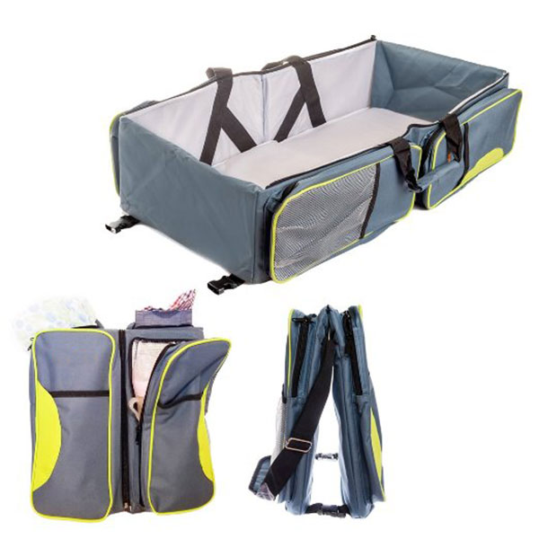 New design baby travel bag,Baby Travel Bag Portable Waterproof Baby Crib Folding Bed Baby Bassinet Di