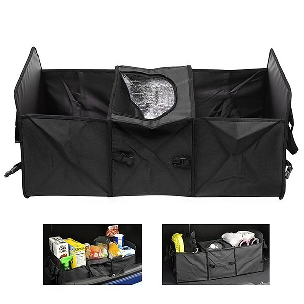 car trunk organizer with cooler-1
