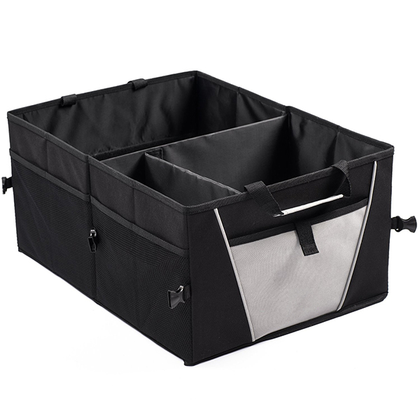 Collapsable great cargo storage car trunk organizer manufacturer