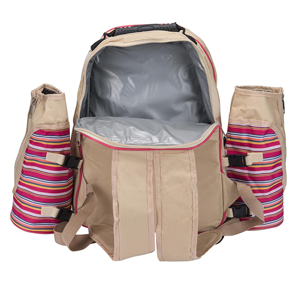 4 Person picnic bag with Picnic Tools-4