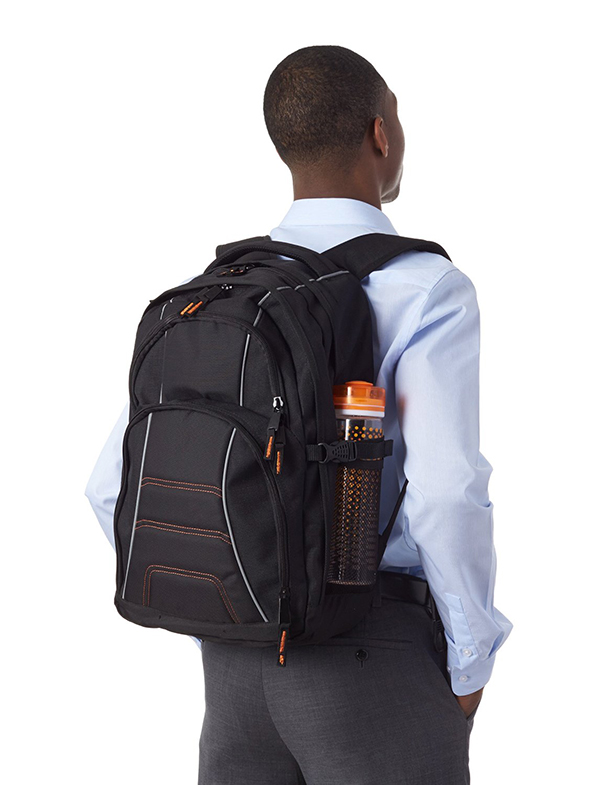 "17"" laptop backpack-4"