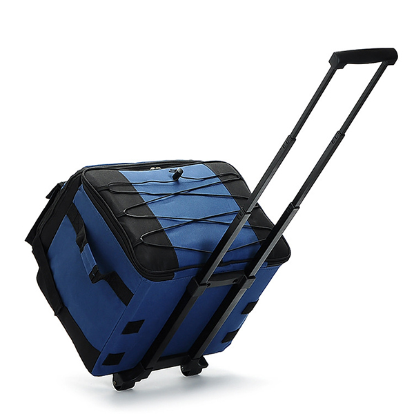 2016 Foldable Travel Rolling Cooler Picnic Bags