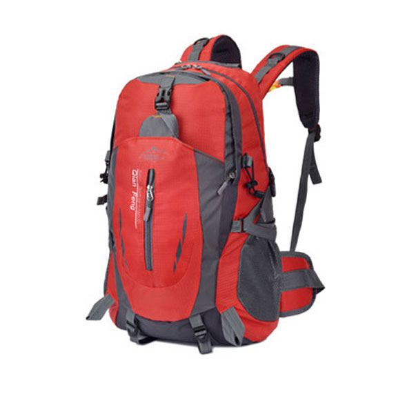 40L Water-resistant Travel hiking bag backpack for Outdoor Climbing exporter