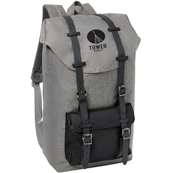 EJLP05 High Quality Heather Rucksack Computer