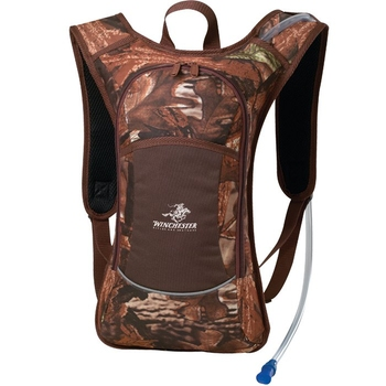 EJHB01 Promotional Custom Camo Hydration Backpack - 1.5L
