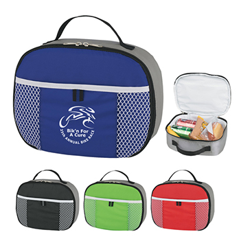 <b>LCL28 Custom Logo Insulated Lunch Cooler Bag</b>