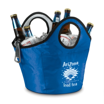 <b>LCL31 8 Can Portable Custom Cooler Bucket</b>