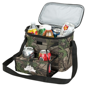 <b>LCL32 12 Can Camouflage Custom Cooler Bags</b>
