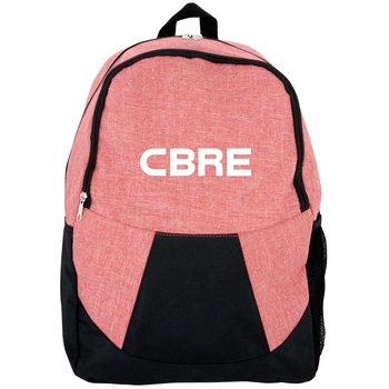 MSB13 Heather Promotional Backpack Manufacture